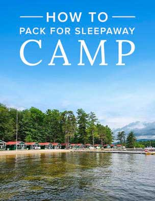 It's That Time Again….how To Pack For Sleep Away Camp