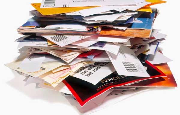 Organizing-mail