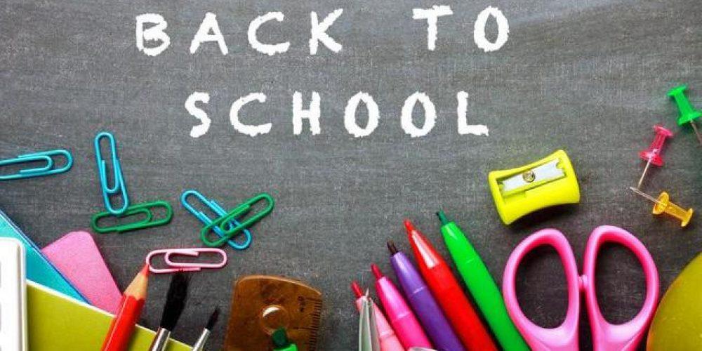 BACK TO SCHOOL ORGANIZING